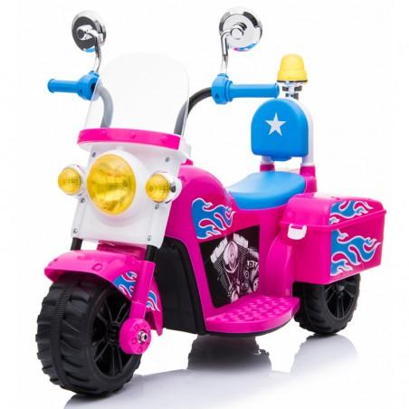 Mini Motocicleta da polícia