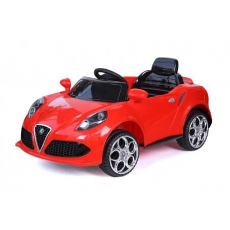 Alfa Romeo 4C Estilo 12v carro elétrico para crianças com controle remoto barato