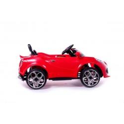 Alfa Romeo 4C Estilo 12v carro elétrico para crianças com controle remoto barato CochesEléctricosNiños esgotado