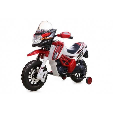 Moto Cross Elettrica bambini 6V Economica