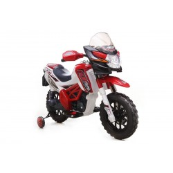 Moto Cross eléctrica niños 6v barata baratos Agotados