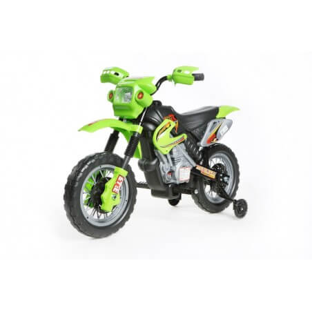 Mini Cross 6V - Moto Elettrica per Bambini a Batteria