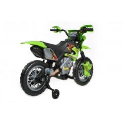 Mini Cross 6v - Motocicleta elétrica para crianças com bateria CochesEléctricosNiños esgotado