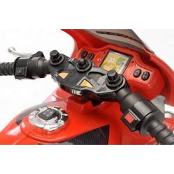 Moto électrique Super Sport Bike 6v pour enfants CochesEléctricosNiños épuisé