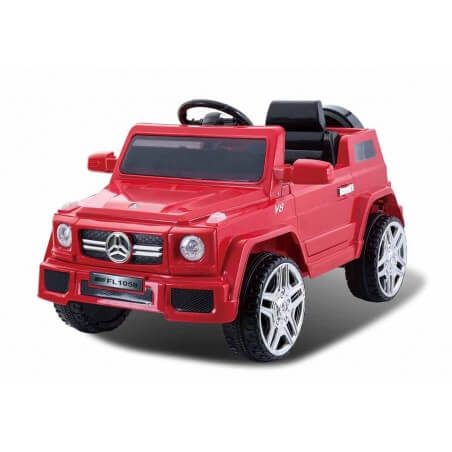 Mercedes G-Wagon Style 12v coche eléctrico niños