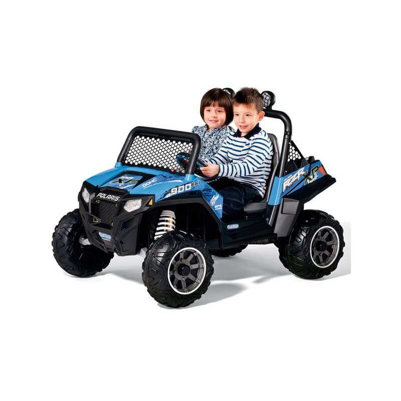 Polaris Ranger RZR 900 12v - Buggy 2 places pour enfants CochesEléctricosNiños épuisé