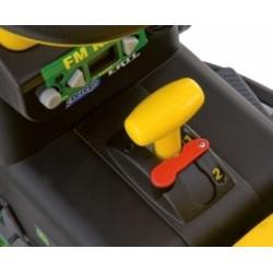 Trator John Deere 12v - trator eletrônico para crianças com bateria CochesEléctricosNiños esgotado