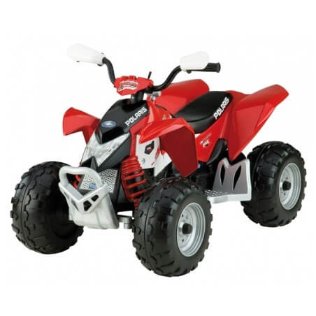 Quad Polaris Outlaw 12v für kinder