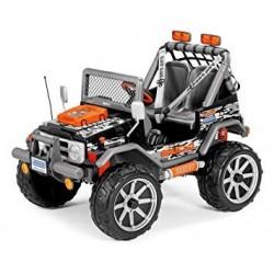 Gaucho Rock'in 4x4 12v -coche eléctrico niños 2 plazas Peg-Pérego Agotados