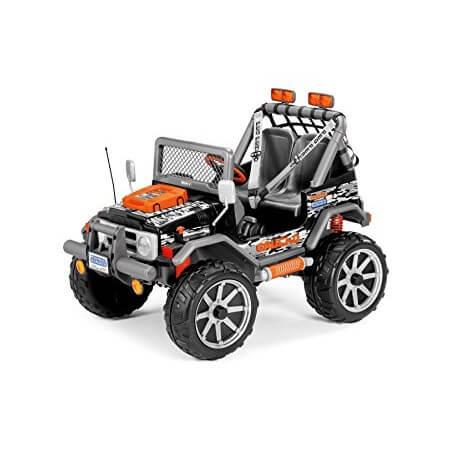 Gaucho Rock'in 4x4 12v - voiture électrique enfants 2 places