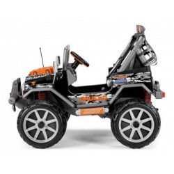 Gaúcho Rock'in 4x4 12v - carro elétrico infantil 2 lugares Peg-Pérego esgotado