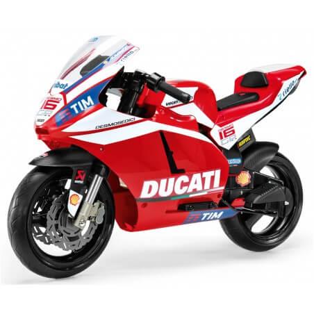 Ducati GP Official - motocicleta elétrica para crianças