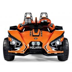 Polaris SlingShot Zweisitzer - buggy elektro kinder zwei plätze 12v Peg-Pérego Erschöpft