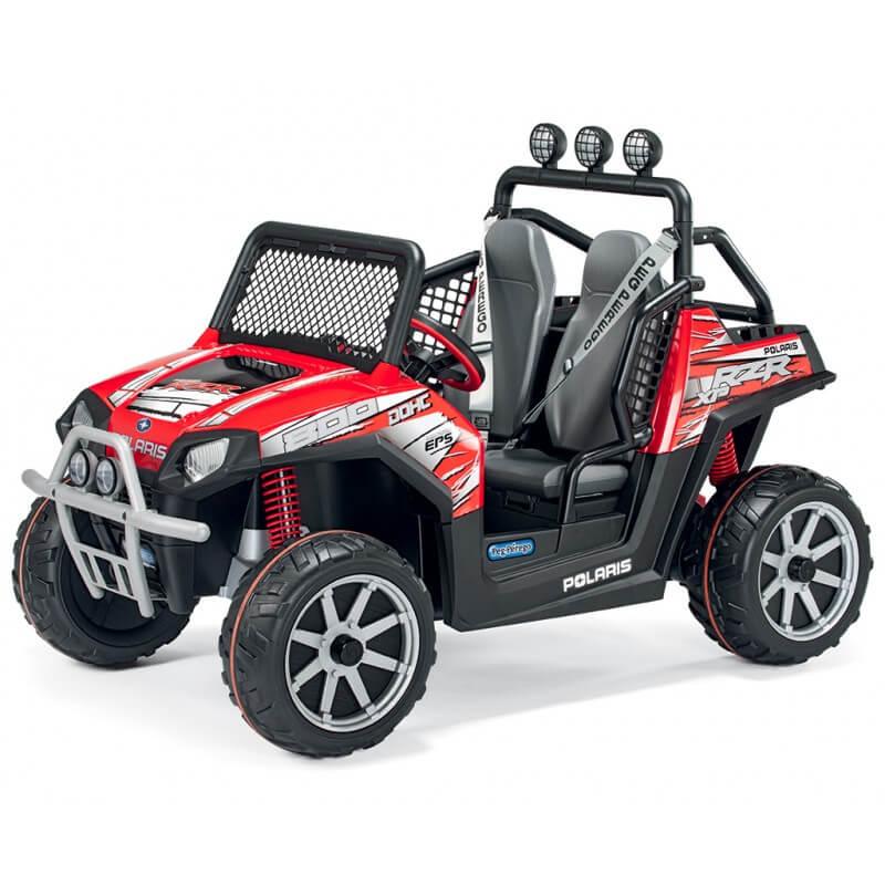 Polaris Ranger RZR 24v - carro elétrico crianças dois assentos esgotado