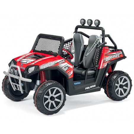 Polaris Ranger RZR 24v - carro elétrico crianças dois assentos