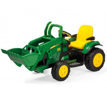 Excavadora John Deere 12v - tractor