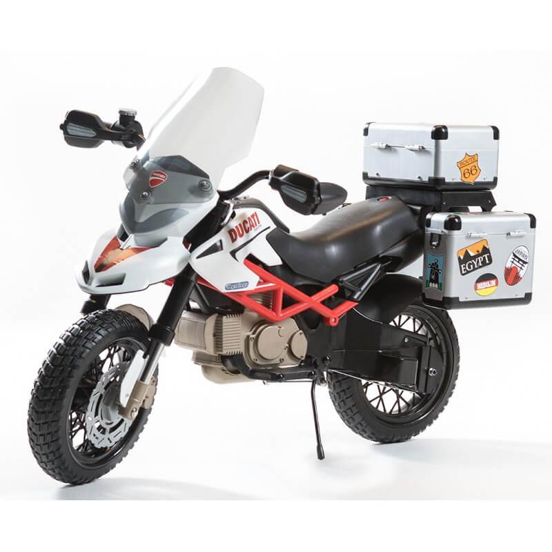 Ducati HyperCross Oficial 12v - moto eléctrica para niños a batería Peg-Pérego Agotados