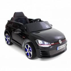 VW GOLF Gti Licenciado 12v carro eletrico CochesEléctricosNiños esgotado