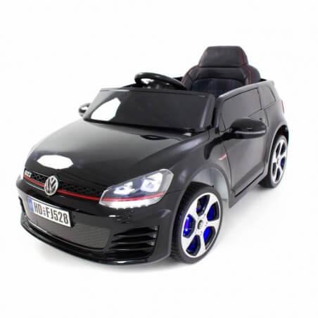 VW GOLF Gti Licence 12v voiture électrique pour les enfants
