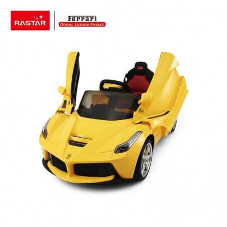 La Ferrari Licenciado 12v carro eletrico crianças