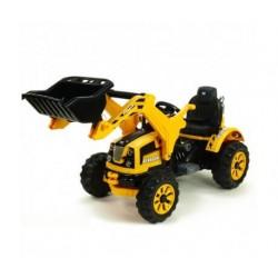 Tractor Pala eléctrico KINGDOM 12v mp3 para niños ATAA CARS Tractores