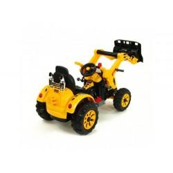 Tractor Pala eléctrico KINGDOM 12v mp3 Coches eléctricos para niños ATAA CARS Tractores