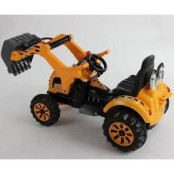 Escavadeira KINGDOM 12v - Trator elétrico para crianças Coches eléctricos para niños ATAA CARS tratores