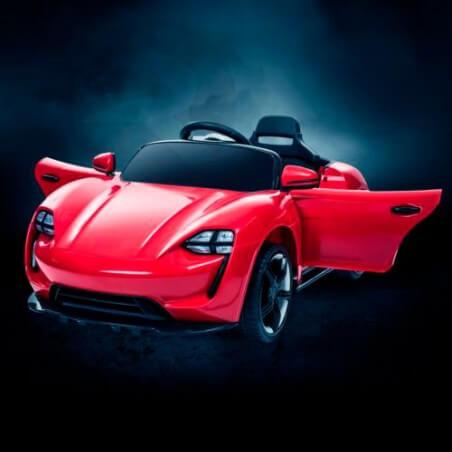 Télécommande Électrique Avec Pour Sport Voiture Enfants 12v Supercar Grand Auto UpGLSzMVq