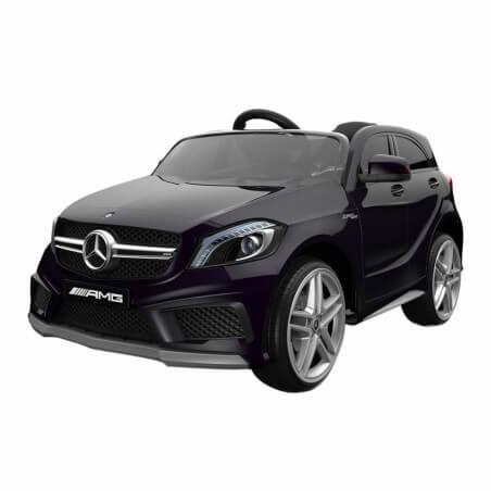 Mercedes A45 Licenciado 12v crianças carro elétrico com controle