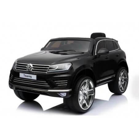 Volkswagen Touareg Licenciado 12v coche eléctrico niños con mando