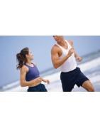 Cuidados pessoais, máquinas de ginástica em casa e esportes