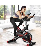 Bicicletas de Spinning - bicis estáticas para casa baratas - Fitness