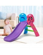 Jogos e brinquedos baratos para crianças. Jardim, escorrega, parques