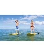 Produtos relacionados com a água. Esportes aquáticos - caiaques e mais