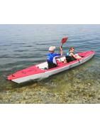 Productos KAYAK. kayaks hinchables, canoas y piraguas