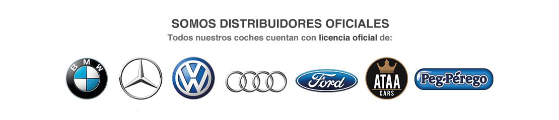 distribuidores oficiales coches eléctricos para niños 12v 24v